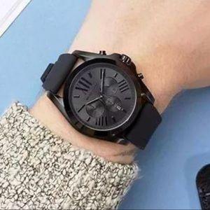 2876b90f6f93 Michael Kors Accessories - New Men s Michael Kors Bradshaw Black Watch  MK8560